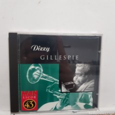 CDs de Música: CD1493 DIZZY GILLESPIE - CD SEGUNDAMANO. Lote 206514763