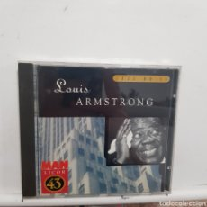 CDs de Música: CD1496 LOUIS ARMSTRONG - CD SEGUNDAMANO. Lote 206514981