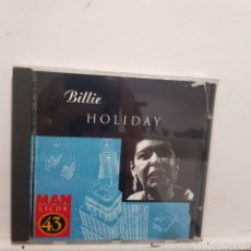 CDs de Música: CD1503 BILLIE HOLIDAY - CD SEGUNDAMANO. Lote 206515682