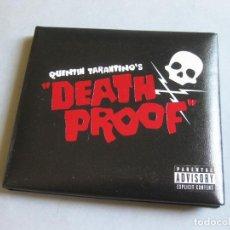 CDs de Música: CD AUDIO QUENTIN TARANTINO'S DEATH PROOF DELUXE EDITION 2007. Lote 206516953