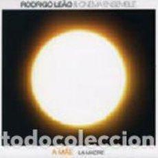 CDs de Música: RODRIGO LEÃO & CINEMA ENSEMBLE – A MÃE (LA MADRE) -PORTUGAL. Lote 206520101