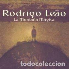 CDs de Música: RODRIGO LEÃO – LA MONTAÑA MÁGICA (CD+DVD). Lote 206520793