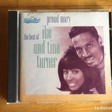 CDs de Música: IKE AND TINA TURNER: PROUD MARY. THE BEST OF.... Lote 206526135