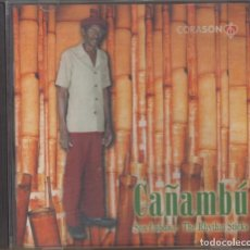 CDs de Música: CAÑAMBÚ CD SON CUBANO THE RHYTHM STICKS 1995 MÉXICO. Lote 206536131