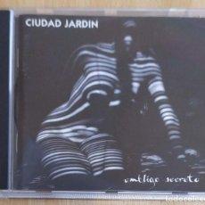 CDs de Música: CIUDAD JARDIN (OMBLIGO SECRETO) CD 1995. Lote 206542211