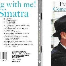 CDs de Música: FRANK SINATRA - COME SWING WITH ME. Lote 206559016