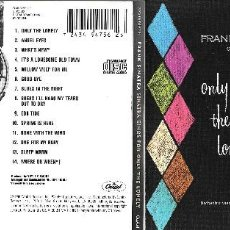 CDs de Música: FRANK SINATRA - SINGS FOR ONLY THE LONELY. Lote 206559217