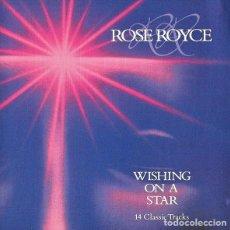 CDs de Música: ROSE ROYCE - WISHING ON A STAR - CD, COMPILATION - GERMANY - FUNK / SOUL. Lote 206559960