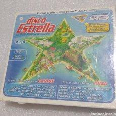 CDs de Música: DISCO ESTRELLA. VOL. 4. SIN ABRIR. Lote 206567360