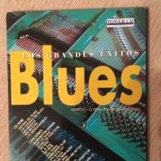 CDs de Música: BLUES - CD ROM + CD AUDIO CON 12 TEMAS DE JOHM LEE HOOKER, BB KING, RAY CHARLES.... Lote 206568933