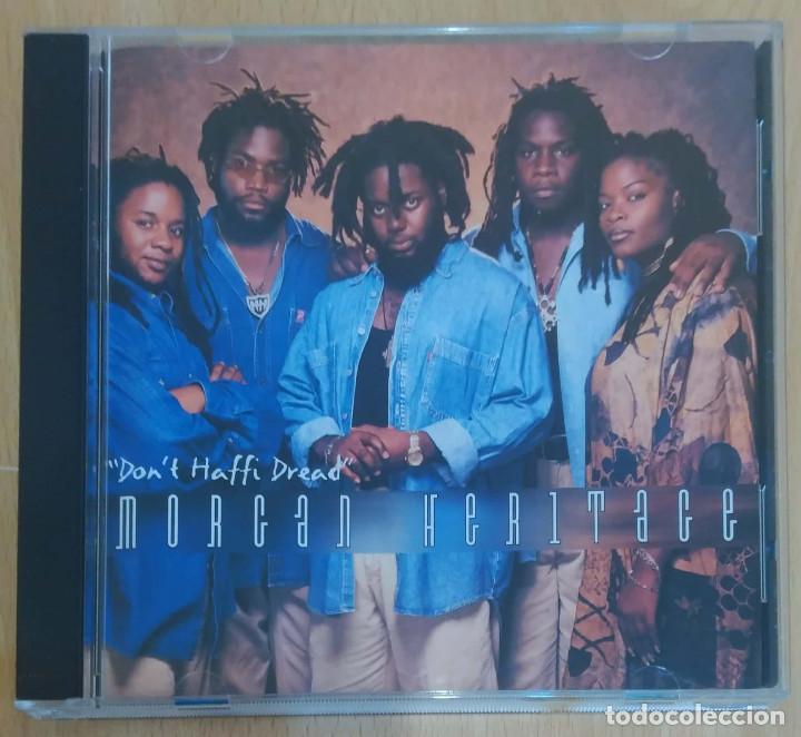 MORGAN HERITAGE (DON'T HAFFI DREAD) CD 1999 (Música - CD's Reggae)