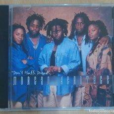CDs de Música: MORGAN HERITAGE (DON'T HAFFI DREAD) CD 1999. Lote 206579028