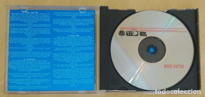 CDs de Música: MORGAN HERITAGE (DONT HAFFI DREAD) CD 1999 - Foto 3 - 206579028