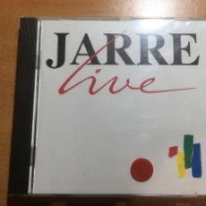 CDs de Música: CID MÚSICA JEAN MICHELE JARRE LIVE. Lote 206768347