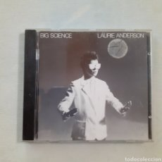 CDs de Música: LAURIE ANDERSON. BIG SCIENCE. GERMANY 1982. NO PROBADO.. Lote 206770970