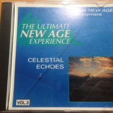 CDs de Música: CID MÚSICA THE ULTÍMATE NEW AGE EXPERIENCE CELESTIAL ECHOES VOL3. Lote 206771051