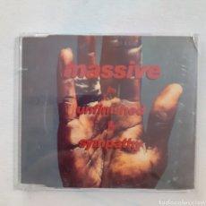 CDs de Música: MASSIVE ATTACK. UNFINISHED SIMPATHY. UK 1981. NO PROBADO.. Lote 206771628