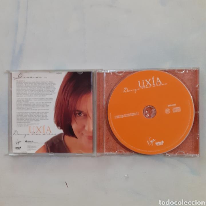 CDs de Música: Uxia. Danza das areas. 2000. No probado. - Foto 3 - 206776485