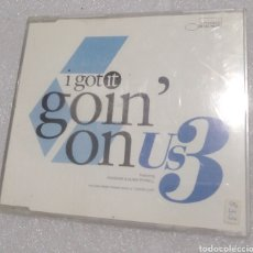 CDs de Música: US3 FEATURING KOBIE POWELL & RAHSAAN - I GOT IT GOIN' ON. Lote 206790936