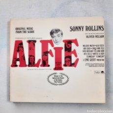 CDs de Música: ALFIE. BSO. SONNY ROLLINS. 1997. NO PROBADO.. Lote 206792690