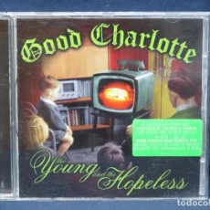 CDs de Música: GOOD CHARLOTTE - THE YOUNG AND THE HOPELESS - CD. Lote 206798285