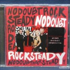 CDs de Música: NO DOUBT - ROCK STEADY - CD. Lote 206798470