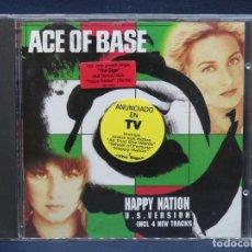 CDs de Música: ACE OF BASE - HAPPY NATION (U.S. VERSION). Lote 206798608