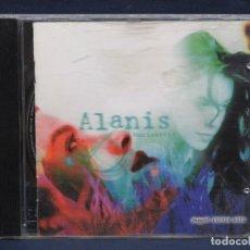 CDs de Música: ALANIS MORISSETTE - JAGGEDLITTLE PILL - CD. Lote 206799978