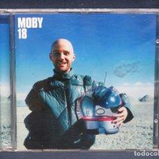 CDs de Música: MOBY - 18 - CD. Lote 206801163