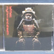 CDs de Música: LEFTFIELD - RHYTHM AND STEALTH - CD. Lote 206801745