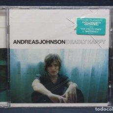CDs de Música: ANDREAS JOHNSON - DEADLY HAPPY - CD. Lote 206802417
