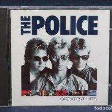 CDs de Música: THE POLICE - GREATEST HITS - CD. Lote 206802550