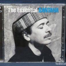 CDs de Música: SANTANA - THE ESSENTIAL - CD. Lote 206803117