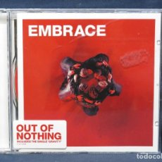 CDs de Música: EMBRACE - OUT OF NOTHING - CD. Lote 206803301