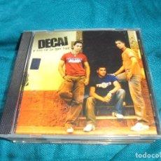 CDs de Música: DECAI. Y ESO ES LO QUE HAY. VALE MUSIC, 2005. CD (#). Lote 206808272