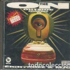 CDs de Música: EIGHTBALL & MJG* - ON THE OUTSIDE LOOKING IN (CD, ALBUM) LABEL:RAPTURE CAT#: RAP 6-015-2. Lote 206808418
