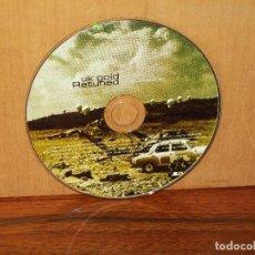 CDs de Música: UK GOLD - RETURNED - SOLO CD SIN CARATULAS, NI CAJA COMO NUEVO. Lote 206816695
