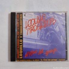 CDs de Música: LOQUILLO Y LOS TROGLODITAS. EL RITMO DEL GARAJE. 2002. NO PROBADO.. Lote 206817176
