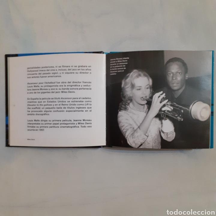 CDs de Música: Miles Davis. Ascensor para el cadalso. BSO. El Pais 2007. No probado. - Foto 3 - 206819447