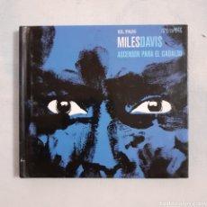 CDs de Música: MILES DAVIS. ASCENSOR PARA EL CADALSO. BSO. EL PAIS 2007. NO PROBADO.. Lote 206819447