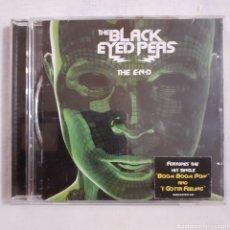 CDs de Música: BLACK EYED PEAS. THE END. 2009. NO PROBADO.. Lote 206819790
