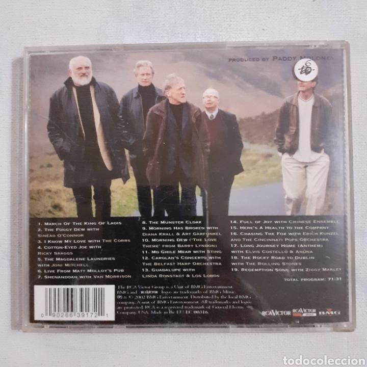 CDs de Música: The Chieftains. The wide world over. A 40 year celebration. 2002. No probado. - Foto 2 - 206820766