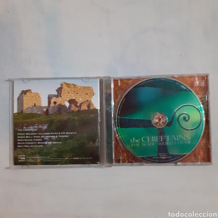 CDs de Música: The Chieftains. The wide world over. A 40 year celebration. 2002. No probado. - Foto 3 - 206820766