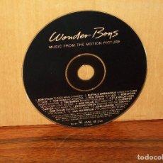 CDs de Música: WONDER BOYS - BSO - ARTISTAS VARIOS - SOLO CD SIN CARATULAS, NI CAJA COMO NUEVO. Lote 206821002