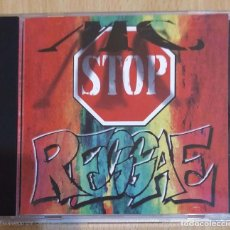 CDs de Música: MC STOP REGGAE - CD 1995 USA (FRANKIE BOY, ORIGINAL Q., EL MEJICANO, LEGEND..) DIFICI DE CONSEGUIR. Lote 206826531
