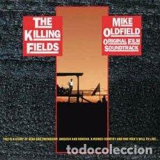 CDs de Música: MIKE OLDFIELD - THE KILLING FIELDS ORIGINAL FILM SOUNDTRACK (HDCD, ALBUM, RE, RM) LABEL:VIRGIN, VIR. Lote 206827060
