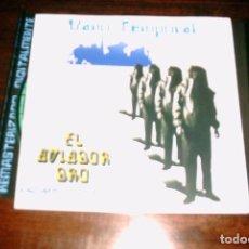 CDs de Música: AVIADOR DRO - VANO TEMPORAL CD LOLLIPOP 99 SYNTH POP ELECTRO. Lote 206843435
