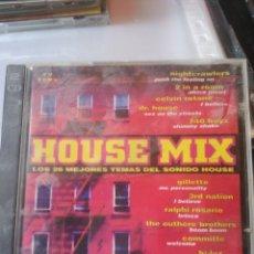 CDs de Música: 2 CD HOUSE MIX. Lote 206846268