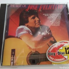 CDs de Música: THE BEST OF JOSÉ FELICIANO / CD ORIGINAL. Lote 206852660