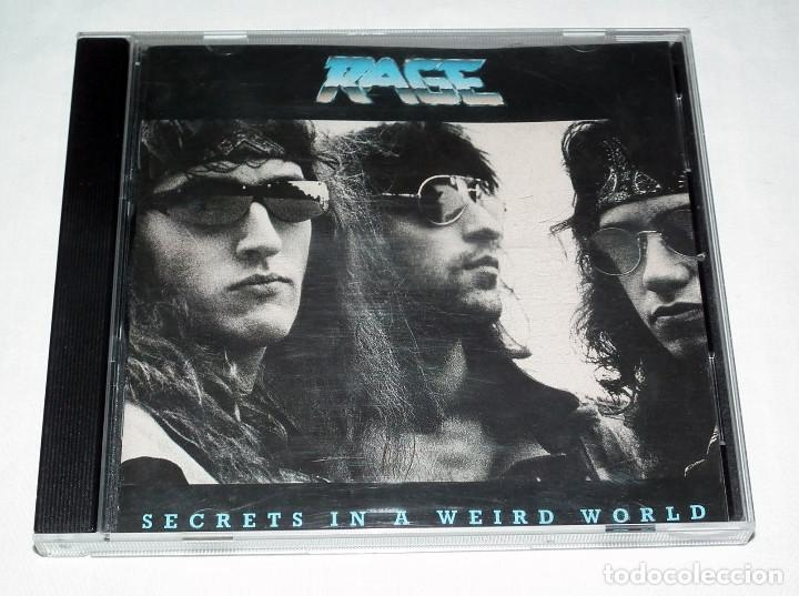 CD RAGE - SECRETS IN A WEIRD WORLD (Música - CD's Heavy Metal)